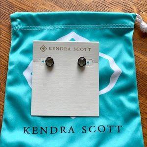 Kendra Scott Black Studs